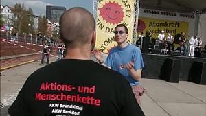 Beitragsbild DIE PROTESTMACHER - Film und Diskussion auf dem One World Berlin