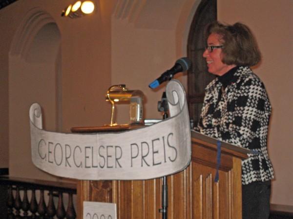 HU macht Radio: Georg-Elser-Preis an Beate Klarsfeld