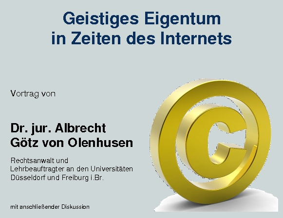 Beitragsbild Albrecht Götz von Olenhusen: