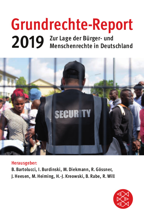 Beitragsbild Grundrechte-Report 2019: Grundrechte unter Druck
