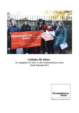 Beitragsbild Neu: Leitfaden für HU-Aktive
