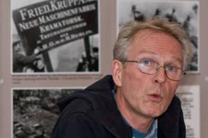 Heiner Busch / Foto: Lüders