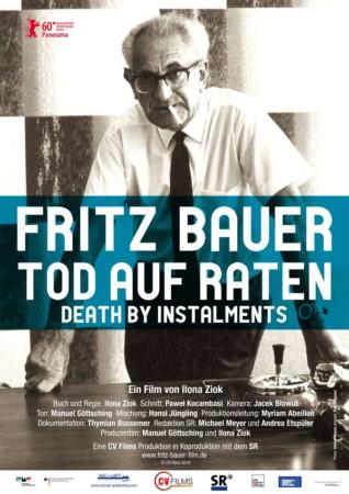 Beitragsbild Fritz Bauer – Tod auf Raten. Film und Gespräch mit der Regisseurin Ilona Ziok