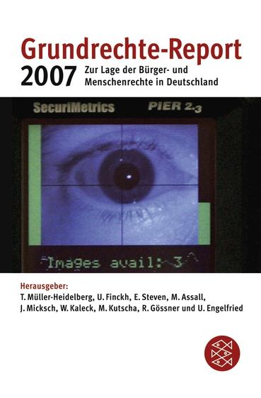 Beitragsbild Grundrechte-Report 2007
