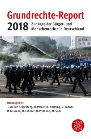 Beitragsbild Pressekonferenz: Präsentation des Grundrechte-Reports 2018