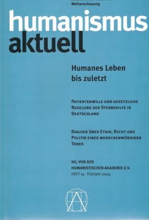 Beitragsbild Humanes Leben bis zuletzt. Patientenwille und gesetzliche Regelung der Sterbehilfe in Deutschland