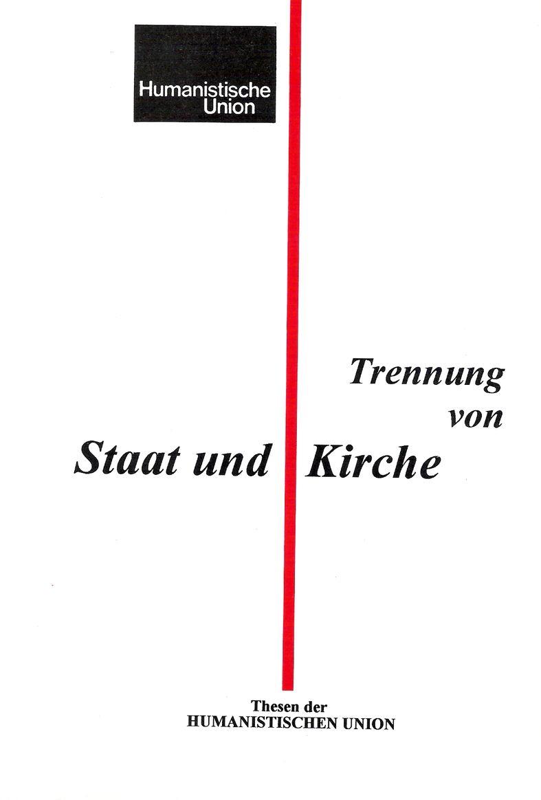 Beitragsbild Trennung von Staat und Kirche