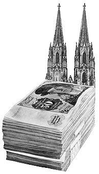 200 Jahre Säkularisation - Und noch immer hängen die Kirchen am Tropf des Staates