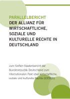 Beitragsbild wsk-Allianz legt den Vereinten Nationen Parallel-Bericht vor: Stärkung sozialer Menschenrechte in Deutschland notwendig