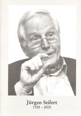 Jürgen Seifert 1928 - 2005