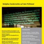 vorgänge Nr. 203: Religiöse Sonderrechte auf dem Prüfstand