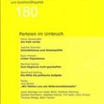 vorgänge Nr. 180: Parteien im Umbruch