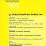 vorgänge Nr. 169: Qualitätsjournalismus in der Krise