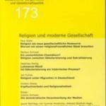 vorgänge Nr. 173: Religion und moderne Gesellschaft