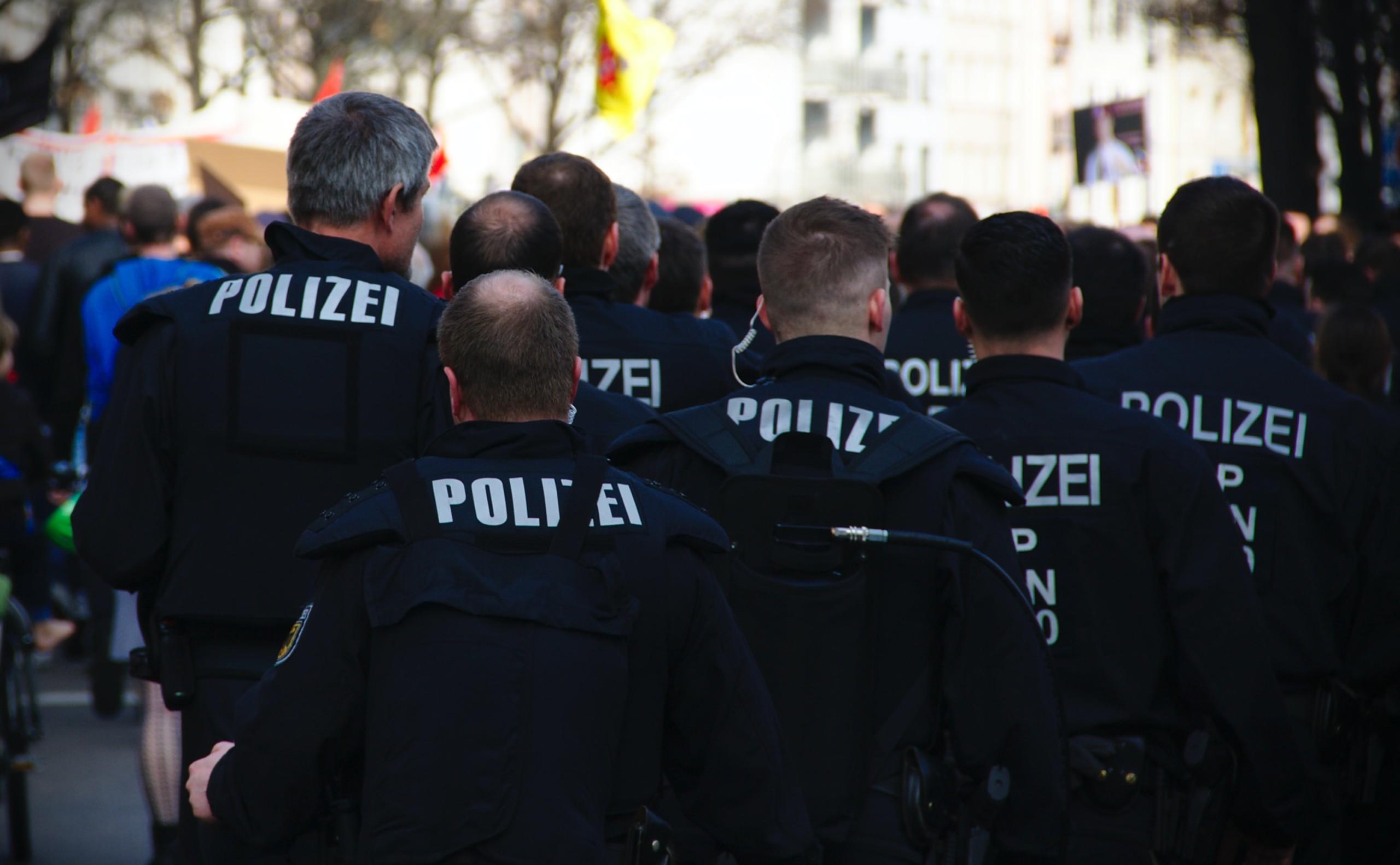 Klagen gegen Polizeigesetze