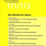 vorgänge Nr. 171/172: Die Zukunft der Linken