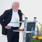 Werner Koep-Kerstin bei seiner Rede