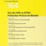 vorgänge Nr. 164: Von der APO zu ATTAC: Politischer Protest im Wandel