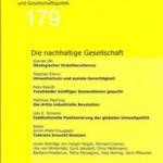 vorgänge Nr. 179: Die nachhaltige Gesellschaft