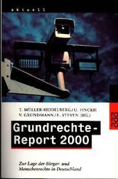 Grundrechte-Report 2000