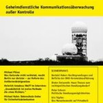 vorgänge Nr. 206/207: Geheimdienstliche Kommunikationsüberwachung außer Kontrolle?