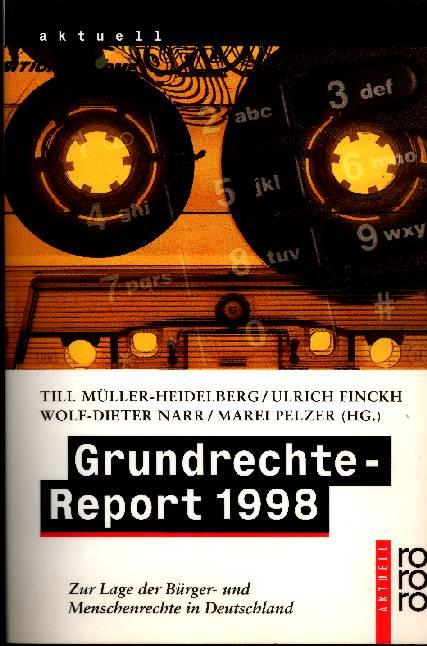 Grundrechte-Report 1998
