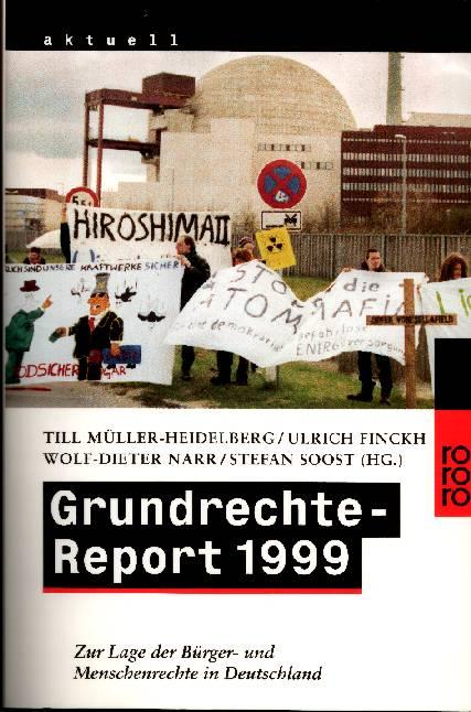Grundrechte-Report 1999